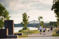 La promenade Samuel-De Champlain attire 3,5 millions de visiteurs
