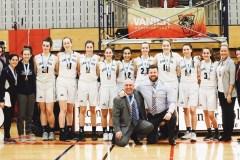 Le bronze pour les Dynamiques au championnat provincial