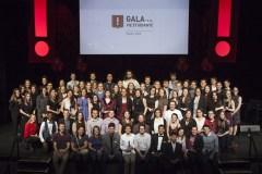 Lauréats du 28e Gala de la vie étudiante de l'Université Laval