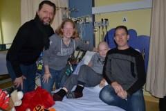 Une nouvelle unité pour les enfants atteints de cancer