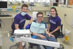 Dépistage dentaire pour clientèle particulière