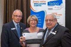 Adhésion méritoire au Club FADOQ lorettain