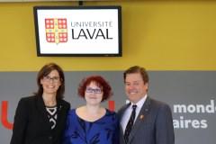 300 000e diplôme à l'Université Laval