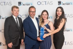 L'Ancienne-Lorette décroche un prix Octas