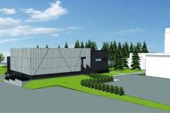 Centre de données massives érigé à l'Université Laval