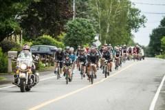Les jeunes cyclistes invités au 2e Minifondo