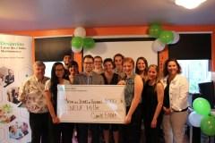 Important soutien financier pour la MDJ de Boischatel