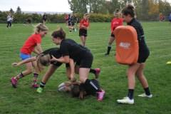 Le rugby séduit les jeunes… filles