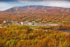 Le Mont-Sainte-Anne en fête pour l'automne