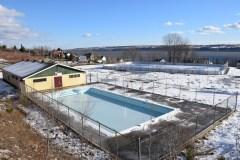 Pas de patinoire à Château-Richer cet hiver