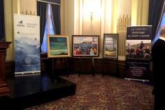 Collection de tableaux en hommage au Saint-Laurent