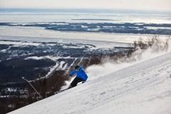 Un hiver payant pour le Mont-Sainte-Anne