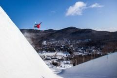 Formidable saison de glisse à Québec