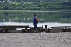 Quai de Sainte-Anne-de-Beaupré: des citoyens réclament une descente de mise à l'eau