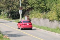 Boischatel: un dialogue sur la vitesse au ralenti
