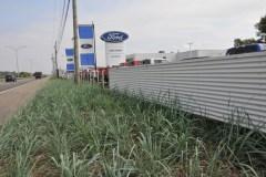 Plus de verdure le long de commerces de la route 138