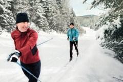 Ouverture du Centre de ski de fond Mont-Sainte-Anne : fondeurs, à vos skis!