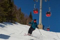 Place au ski de printemps!