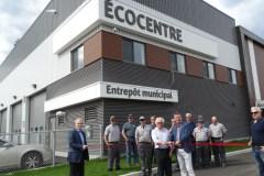 L'Écocentre de Boischatel, un projet novateur