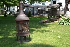 Sécurité incendie: les campeurs plus vigilants