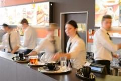 Les restaurateurs détestent le retour à l'école
