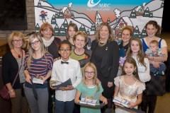 Le concours «La carte de Noël régionale» dévoile ses lauréats 2016