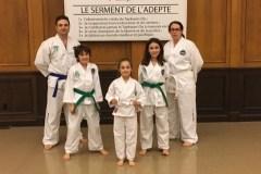 La famille Tremblay, passionnée de taekwondo