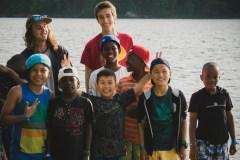 Le camp de vacances de la diversité