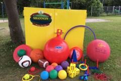 Ville de Shannon: les coffres à bouger sont arrivés