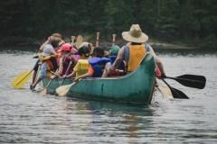 Camp Kéno: bienfaits de la nature sur le développement des enfants