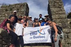 Défi Machu Picchu: 130 000 $ pour la santé au CHU de Québec-Université Laval