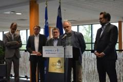300 000$ pour mesurer la salinité du fleuve Saint-Laurent
