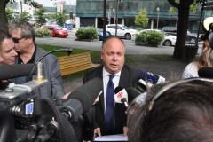 François Marchand se résout à se présenter comme conseiller municipal à Québec