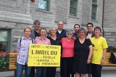 Tour de 18 étages à Limoilou: 1500 citoyens s'opposent dans une pétition