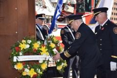 Québec se souvient de ses pompiers morts en service