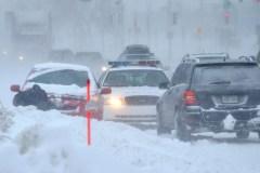 Tempête: la Sûreté du Québec lance une Opération Griffe