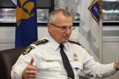 Michel Desgagné passe de la police de Québec à la police de Lévis