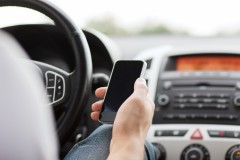 Portneuf: 20 constats pour cellulaire au volant en trois jours