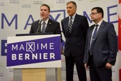 Direction du Parti conservateur : Maxime Bernier gonfle ses rangs