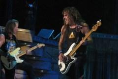 Iron Maiden au Centre Vidéotron en juillet