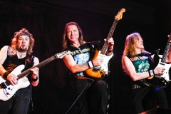 Les billets pour Iron Maiden en vente demain