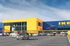 Futur mégacentre planifié autour d'IKEA à Québec