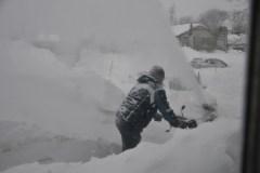 La neige s'en vient du Colorado pour mardi