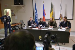 La menace est sous contrôle à Québec, jugent les autorités policières