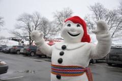 Carnaval de Québec: Le plus imposant Palais de Bonhomme en 10 ans