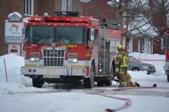 Deux premières alarmes en matinée pour les pompiers