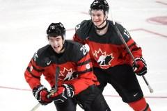 Championnat mondial junior: le Canada échappe l'or