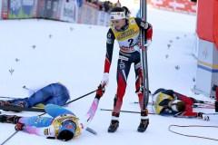 Harvey établit une marque personnelle en terminant septième au Tour de ski