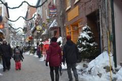 Le tourisme hivernal payant à Québec