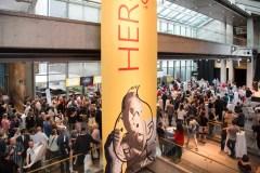 Hergé à Québec six semaines de plus